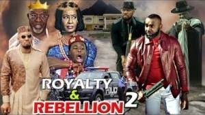 Royalty And Rebellion 2 - 2019